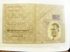 persoonsbewijs WOII