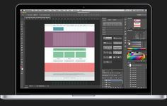 A Photoshop plugin created to help you design website prototypes much quicker.