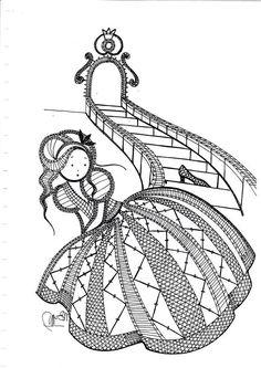cartons-2 - ladentelledelila Hairpin Lace Crochet, Bobbin Lacemaking, Bobbin Lace Patterns, Lace Making, Irish Crochet, String Art, Yarn Crafts, Cross Stitching, Textile Art