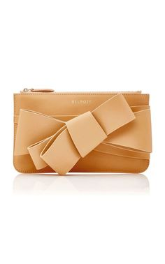{ M'O Exclusive Polished Bow Clutch } x-d