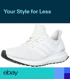 761c34d843929 BB6168 New Mens ADIDAS UltraBoost 4.0 sz 9.5 US Running Sneaker Triple White.  BB6168 New Mens ADIDAS UltraBoost Ultra Boost ...