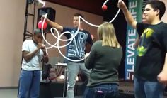 POWDER BALLOONS: Youth Group Games - Stuff You Can Use