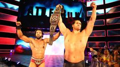 """PHILADELPHIA — The Great Khali, a former World Heavyweight Champion and """"personal hero"""" of WWE Champion Jinder Mahal, made his presence known at WWE Battleground. The 7-foot-1 Punjabi Giant returne…"""