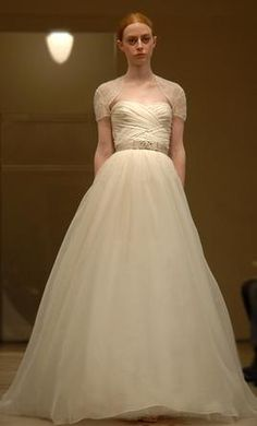 New With Tags Reem Acra Wedding Dress Size 6
