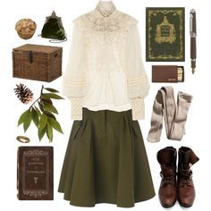 """""""The Naturalist"""" by herimperialhighness on Polyvore"""