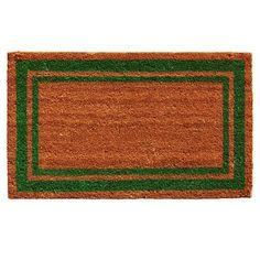Momentum Mats Border Doormat
