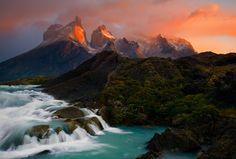 """Los Cuernos del Paine"" - Torres del Paine, Patagonia, Chile"