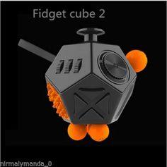 Hand Spinner Tri Fidget Tri-Spinner 3D EDC Ceramic Ball Focus Toy by nirmalymanda_0