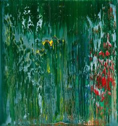 Gerhard Richter, A.B. Tower, 1987 Catalogue Raisonné: 646-2. http://www.gerhard-richter.com/art/paintings/abstracts/detail.php?paintid=7625