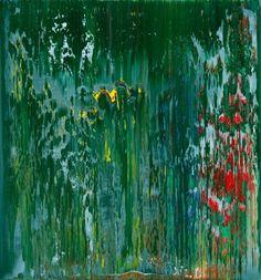 Gerhard Richter, A.B. Tower, 1987 Catalogue Raisonné: 646-2. http://www.gerhard-richter.com/art/paintings/abstracts/detail.php?paintid=7625