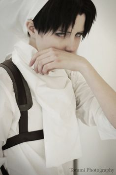 Levi Cosplay Hot #cosplay #sexy cosplay #erotic cosplay seen also at…