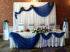 синий морской волны цвет украшения стола - Поиск в Google