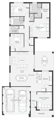 Botanica Display Home - Advantage Floor Plan