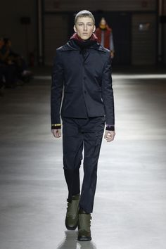 Kenzo   Menswear - Autumn 2017   Look 39