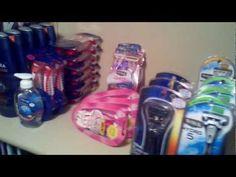 My stockpile! Couponing works!!