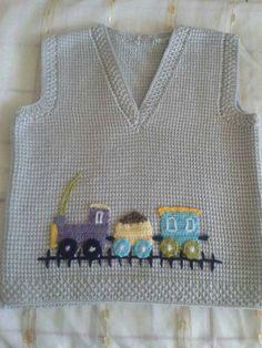 Baby Cardigan Knitting Pattern, Baby Knitting Patterns, Christmas Look, Moda Emo, Crochet Home Decor, Tunisian Crochet, Crochet Baby, Crochet Projects, Sweater Cardigan