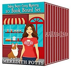 Daley Buzz Cozy Mystery Ten Book Boxed Set by [Potts, Meredith]