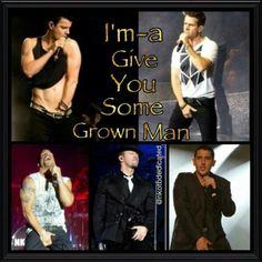 New Kids On The Block - Some grown men