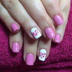 valentine by atyourfingertipsgb #nail #nails #nailart
