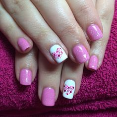 valentine by atyourfingertipsgb #nail #nails #nailart