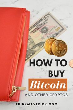 How to Buy Bitcoin and Other Cryptocurrencies. Everything you need to know about buying Bitcoin and cryptocurrencies. If you're ready to purchase Bitcoin and altcoins, … Investing In Cryptocurrency, Cryptocurrency Trading, Bitcoin Cryptocurrency, Bitcoin Wallet, Buy Bitcoin, Best Way To Invest, Getting Into Real Estate, Crypto Money, Crypto Bitcoin
