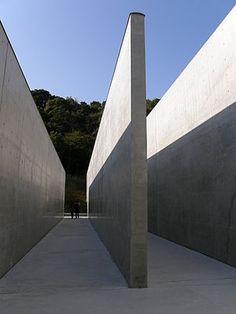 Tadao Ando Lee Ufan museum- Wikipedia, the free encyclopedia