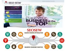 The SEO Collaboration with Search Engine Watch (SEW) http://www.seosew.com