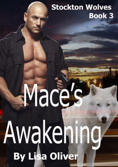 This is the first book I've ever written with a human and wolf shifter pairing - so pleased for Mace though although it was quite a learning curve for him.