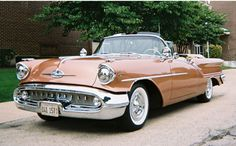 1957 Olds 88 Convertible Re-pin by #ParadisoInsurance #ClassicCarInsurance @paradisoins  http://www.paradisoinsurance.com/coverage/collector-antique-vehicle