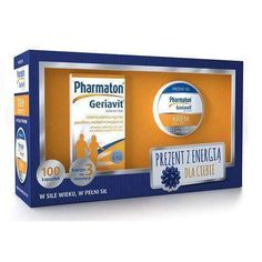 Pharmaton Vitality Capsules x 100 + nourishing cream with extracts of ginseng Folic Acid, Medical Packaging, Bodybuilding Supplements, Nutritional Supplements, Protein Supplements, Natural Supplements, Vitamins And Minerals, Health Tips