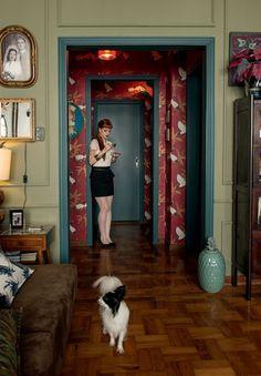 Os exóticos achados de Carrô Schamall - Casa Vogue   Casas