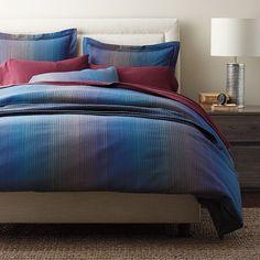 Strata 5-oz. Flannel Duvet Cover | The Company Store