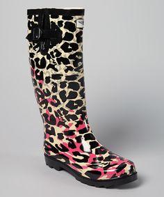 sassy rain boots