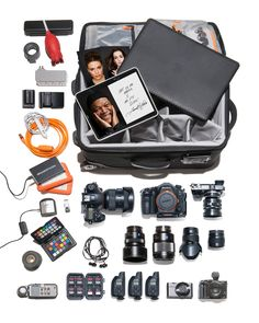 Miami Photographer Brian Smith Camera Bag