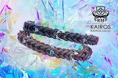 Rainbow Swarovski Zirconia bracelet with 3 silver elements. Designer fashion bracelet by KAIROS. Swarovski Bracelet, Fashion Bracelets, Rainbow, Silver, Fashion Design, Jewelry, Armband, Jewellery Making, Jewerly