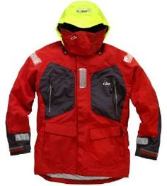 Gill OS2 Jacket with hood