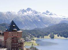 Badrutt's Palace Hotel - Condé Nast Traveler