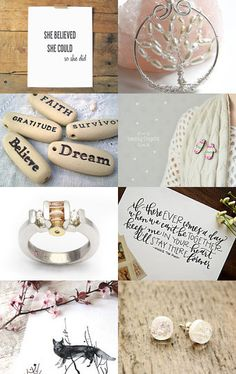 She Believed She Could by Laura Prill on Etsy--Pinned with TreasuryPin.com #lauraprill #etsycolorado