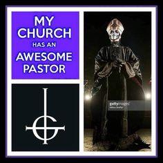 Ghost BC, Ghost, Papa Emeritus