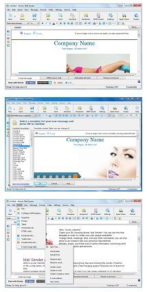 Bulk email sender windows software + Social Media Integration - http://emarketingemail.com/2013/06/bulk-email-sender-windows-software-social-media-integration/ - Bulk Email Sender Summary of Features With Atomic Mail Sender, you can produce and deliver unlimited emails to any number of customers.. Atomic Mail Sender is a professional high-performance mass email software for the email marketing campaigns. This bulk mailing software offers the following... - facebook, html, lis