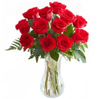 12 Long Stem Roses Bouquet and cheap flowers free delivery at send flowers usa Online Flower Delivery, Same Day Flower Delivery, Dozen Red Roses, 12 Roses, Send Flowers Online, Red Rose Bouquet, Types Of Roses, Cheap Flowers, Preserved Roses