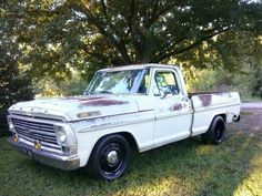 A Brief History Of Ford Trucks – Best Worst Car Insurance Classic Ford Trucks, Old Ford Trucks, Pickup Trucks, Ford Mustang Coupe, First Time Driver, Old Pickup, Shop Truck, Ford F Series, Old Fords