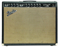 One of Stevie Ray Vaughn's favourite amps. Hear it sing!