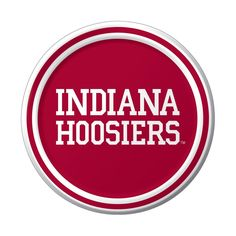 Indiana University 7 inch Round Lunch Plates/Case of 96 Tags: Indiana University; Lunch Plates; Collegiate; Indiana University Lunch Plates;Indiana University party tableware; https://www.ktsupply.com/products/32786324905/Indiana-University-7-inch-Round-Lunch-PlatesCase-of-96.html