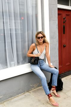 Summer Jeans, Two Ways