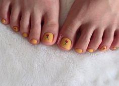 • Nail Design 튤립네일로 기분전환하기! : 네이버 블로그 Toe Nails, Nailart, Beautiful, Finger Nails, Hair, Feet Nails, Toenails, Toe Polish