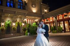 All smiles on the best day of their lives! Jericho Terrace's provides beautiful gardens for a picture perfect backdrop on your wedding day!