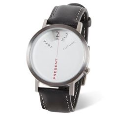 The Now Watch - Hammacher Schlemmer