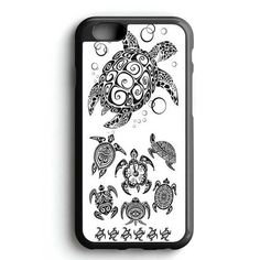 Trutle Tribal iPhone 7 Case