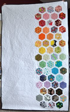 TNT (Tried New Things) Quilt by Melissa Richie